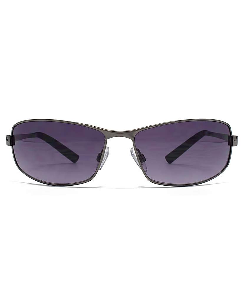 Image of FCUK Metal Wrap Sunglasses