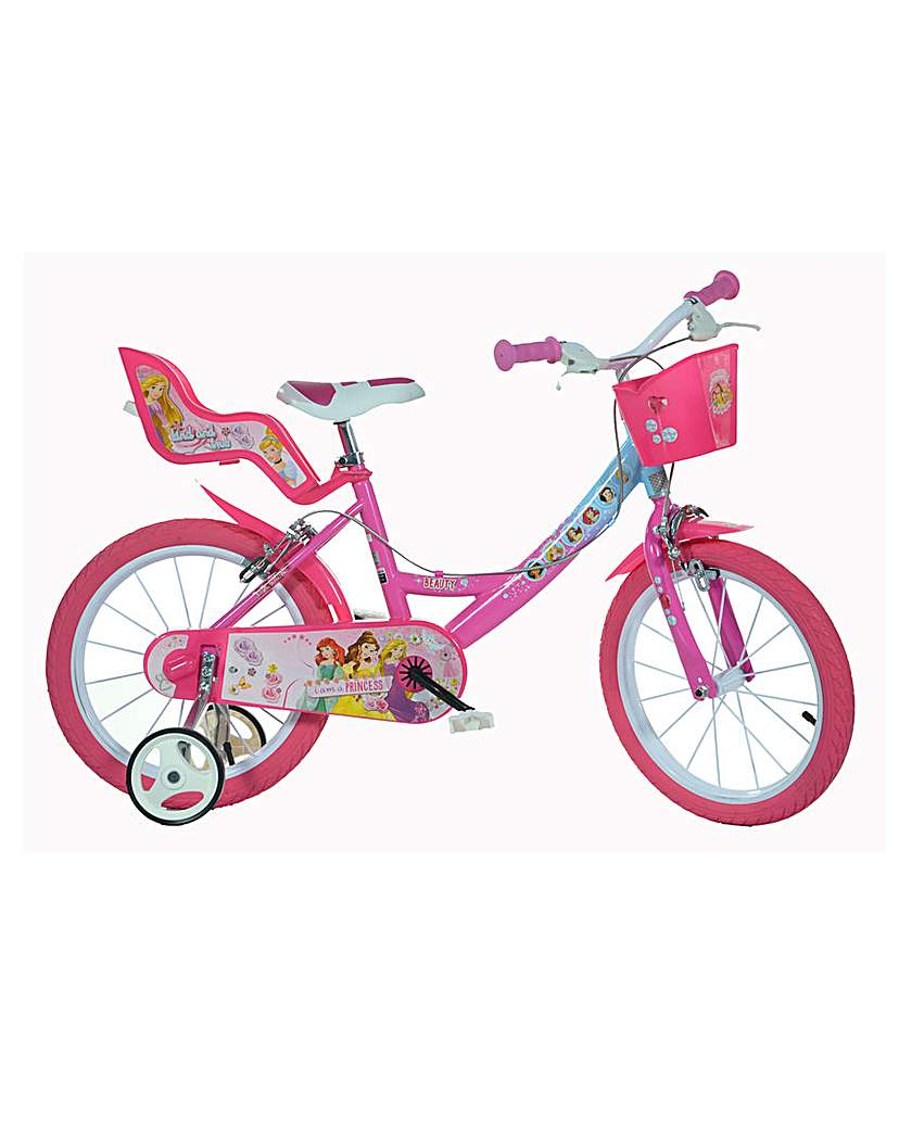 dino bikes disney princess 16 inch bike