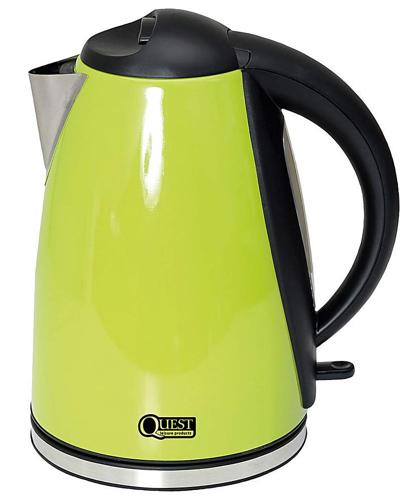 Compare prices for 1.8L Low wattage green kettle