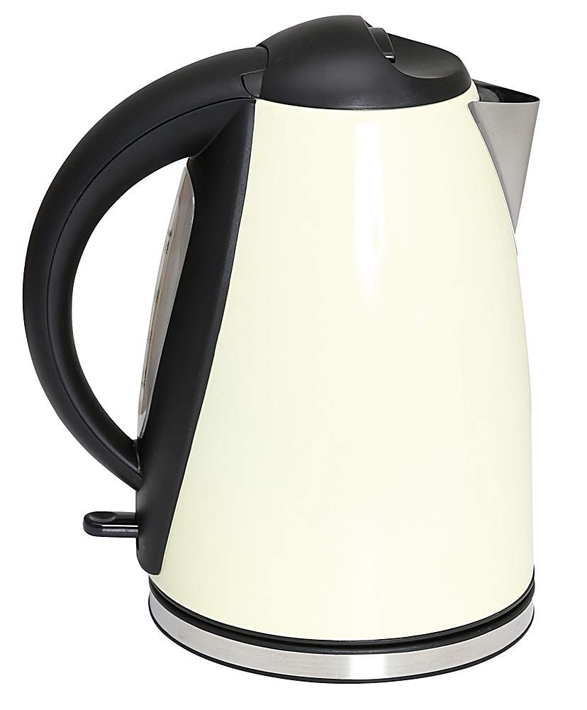 Compare prices for 1.8L Low wattage cream kettle