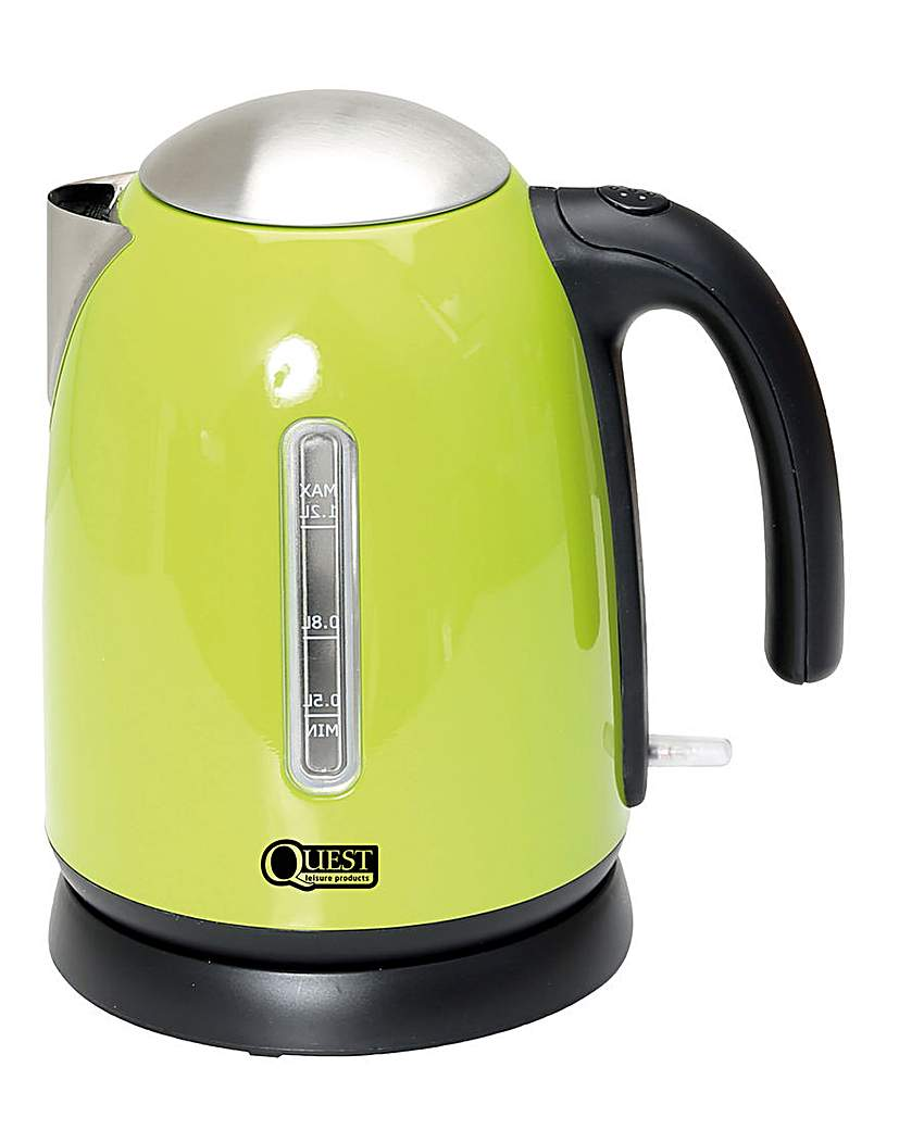 Compare prices for 1.2L Low wattage green kettle