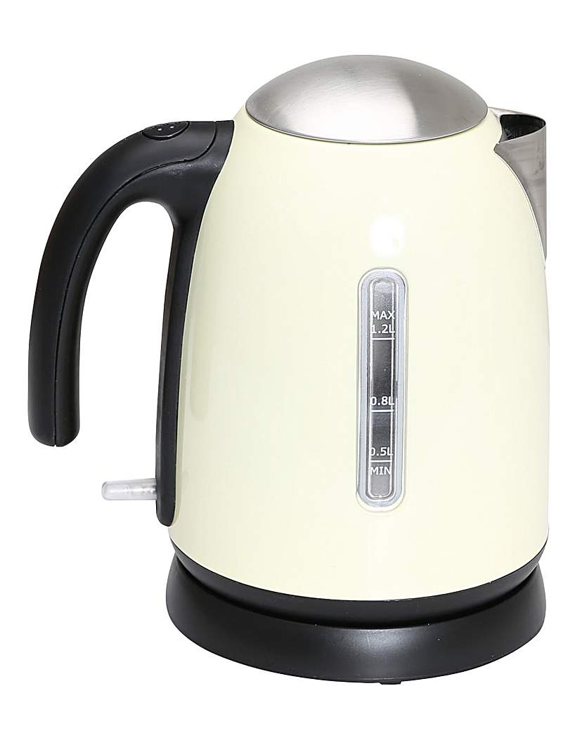 Compare prices for 1.2L Low wattage cream kettle