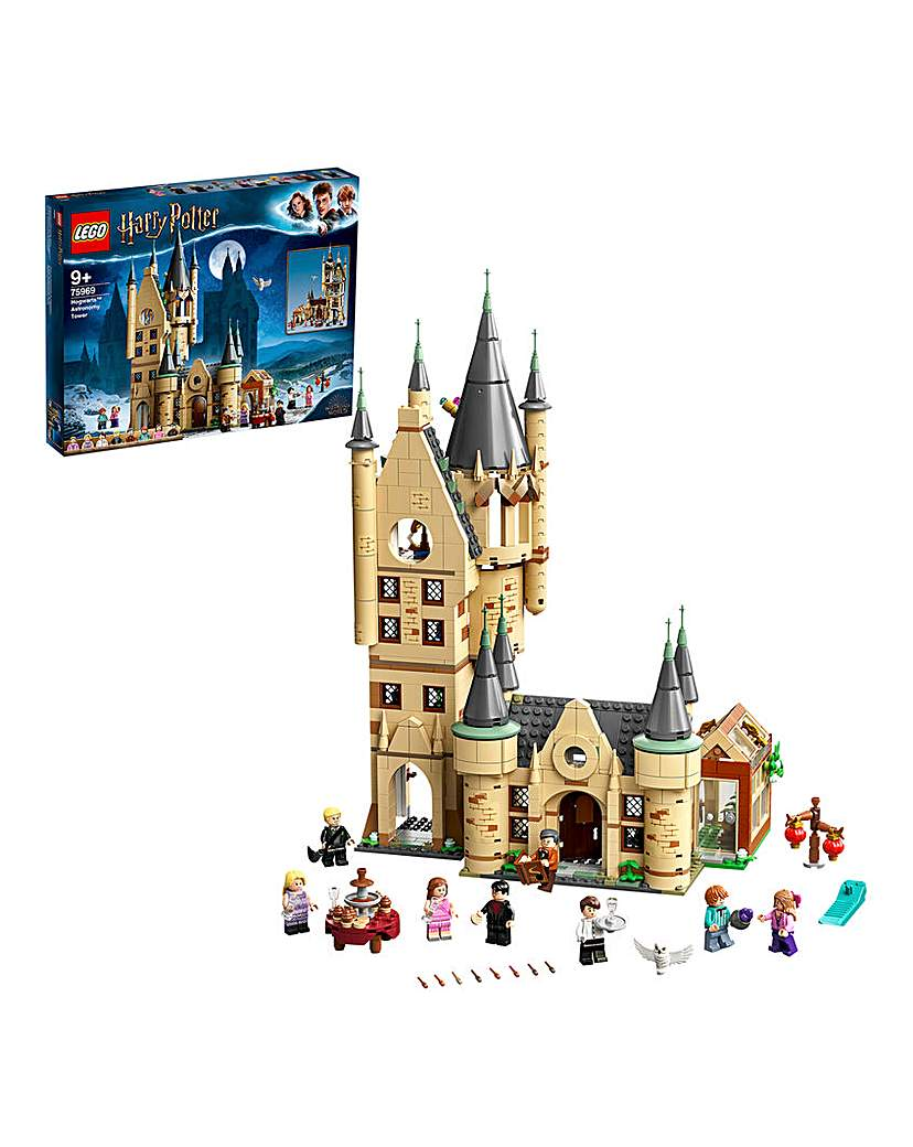 LEGO Harry Potter Astronomy Tower