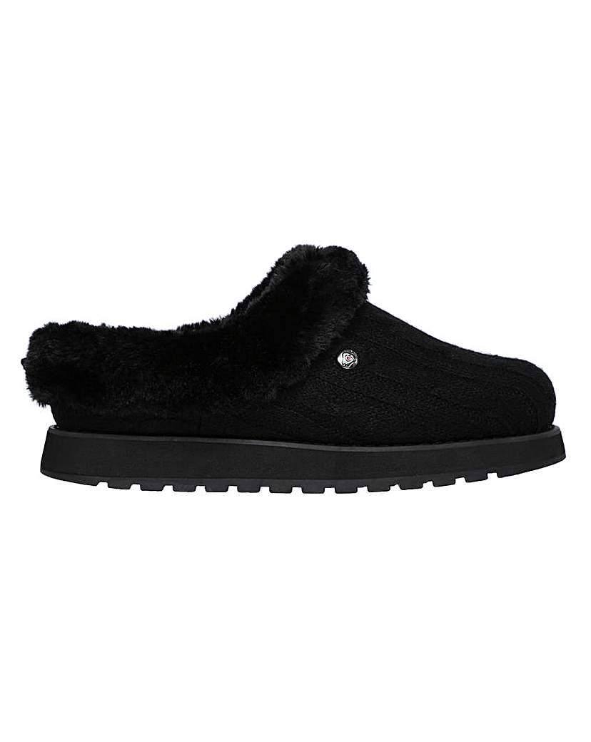 Skechers Skechers Ice Angel Slippers Wide Fit