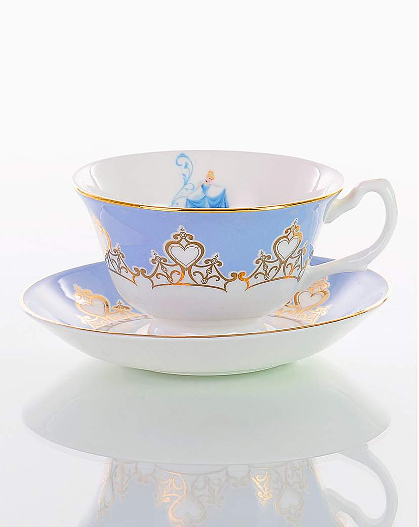 Image of Cinderella Cup and Saucer Set