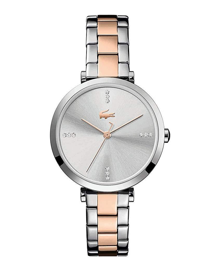Lacoste Lacoste Geneva Two Tone Bracelet Watch