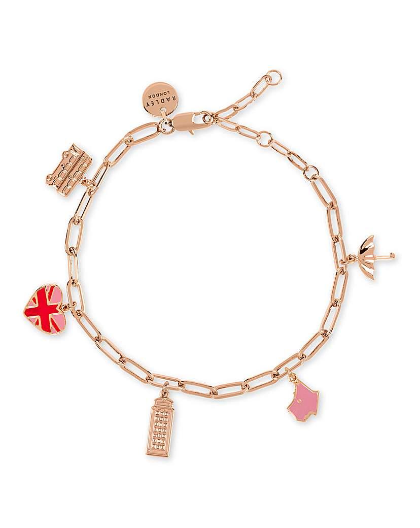 Radley Rose Gold Plated Bracelet