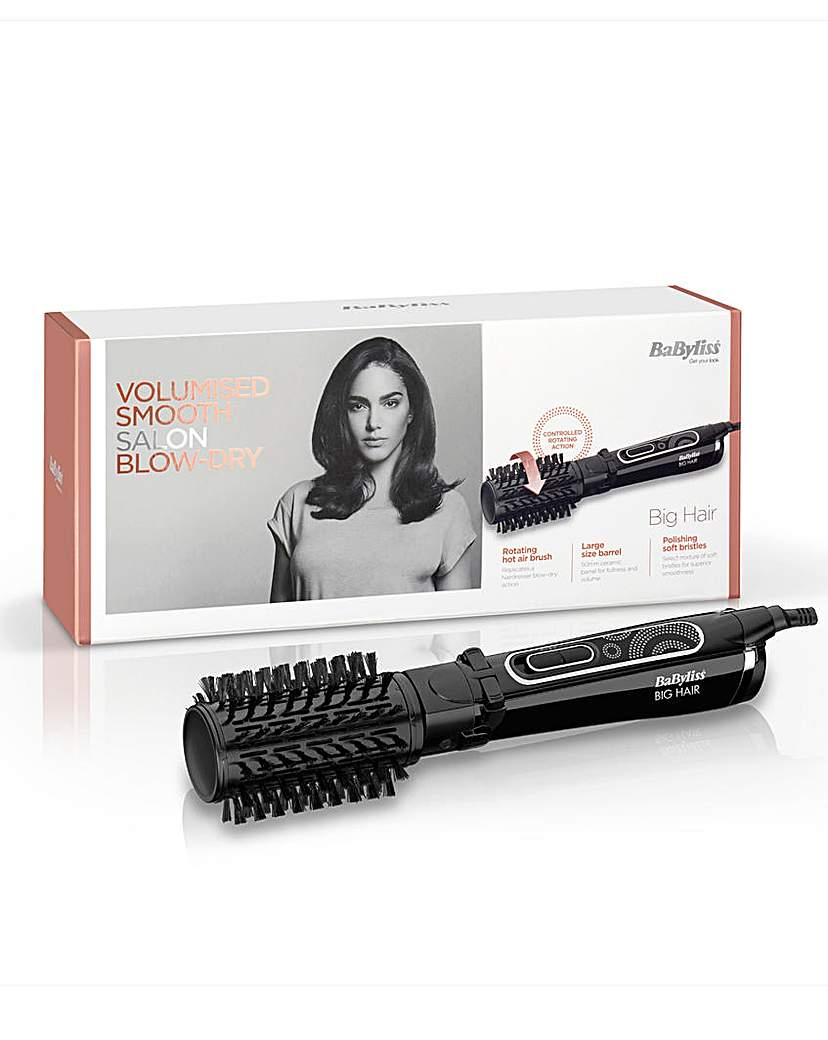 Babyliss BaByliss 50mm Big Hair Rotating Styler