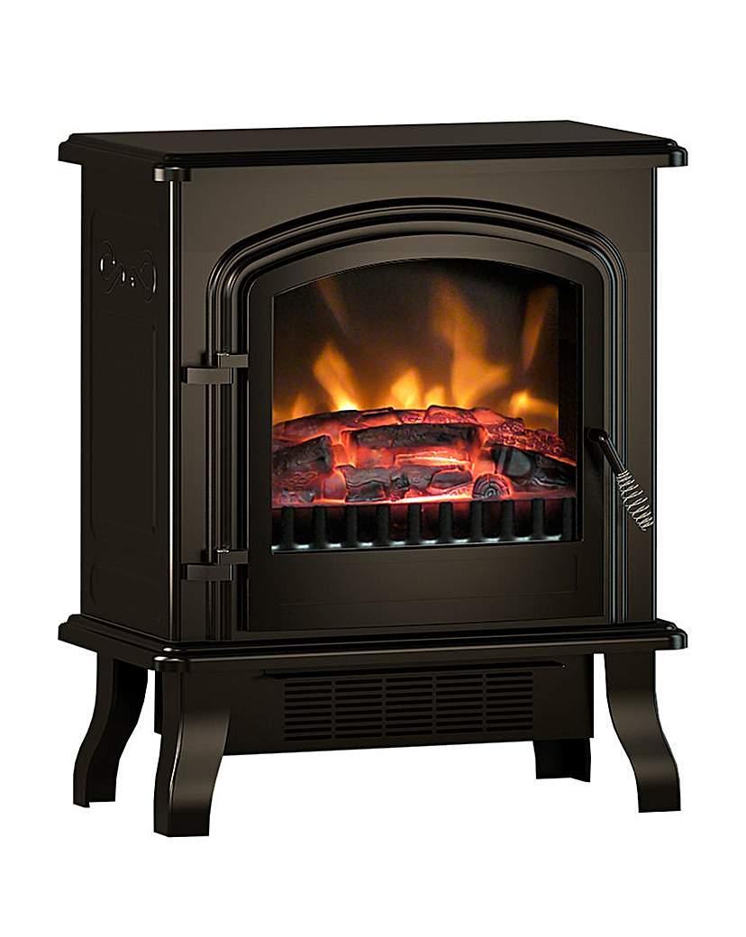 Be Modern 1.8kW Colman Black Fire Stove