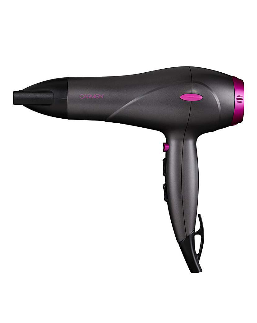 Carmen Carmen Neon 2000W Hair Dryer Set