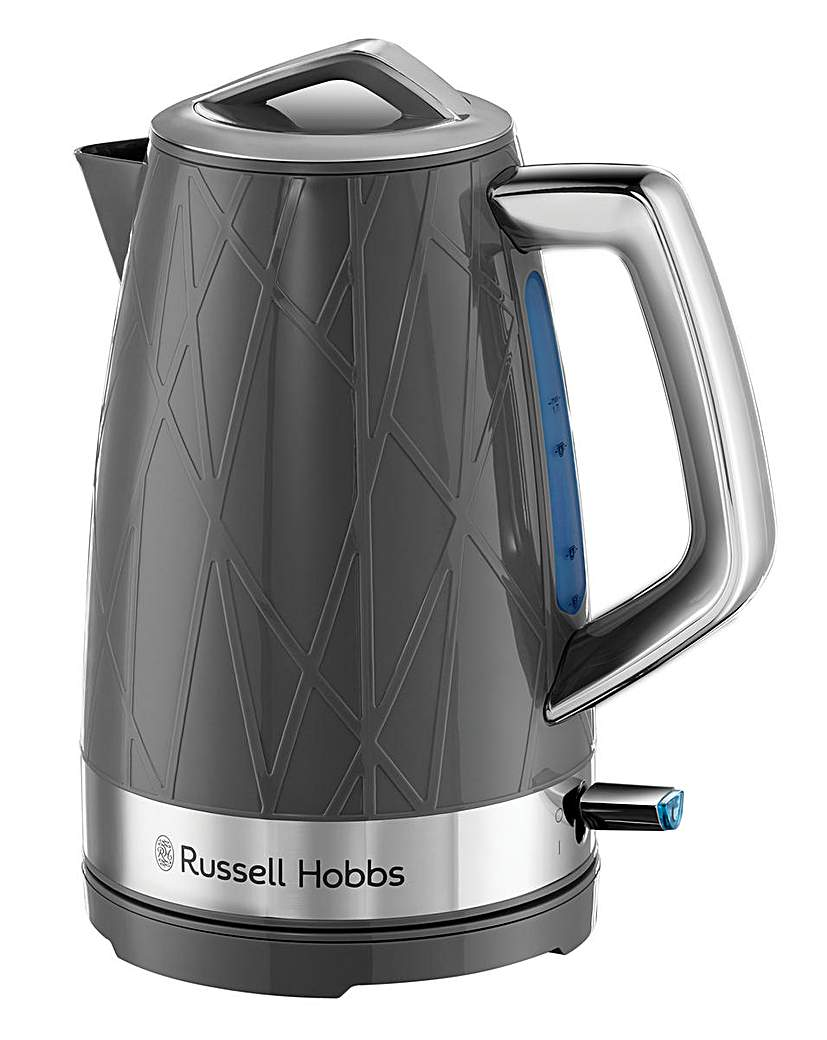 Russell Hobbs Structure Grey Kettle