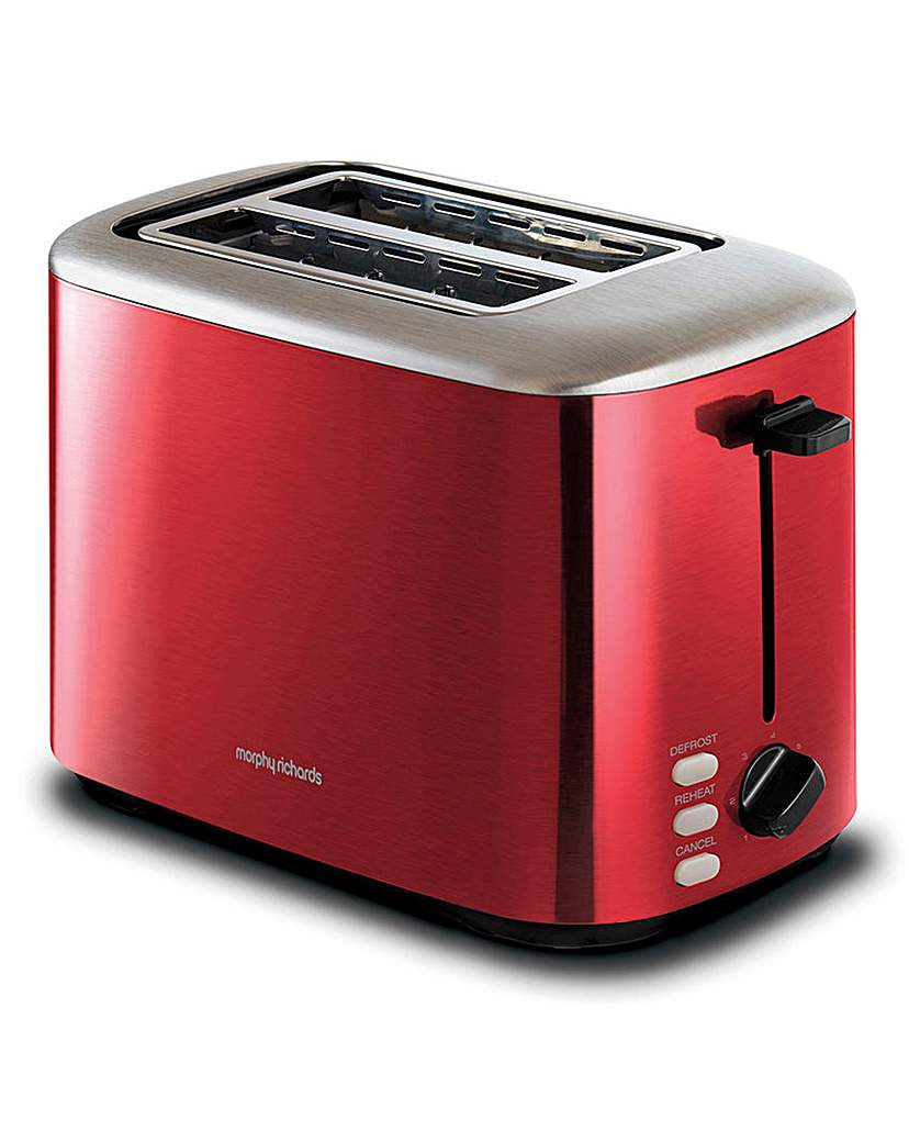 Morphy Richards Equip Red Toaster