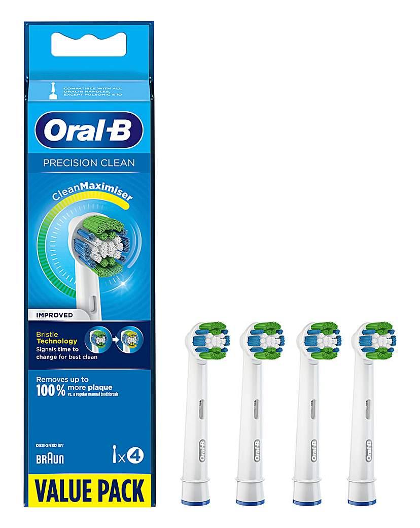Oral-B Precision Clean 4 Brush Heads