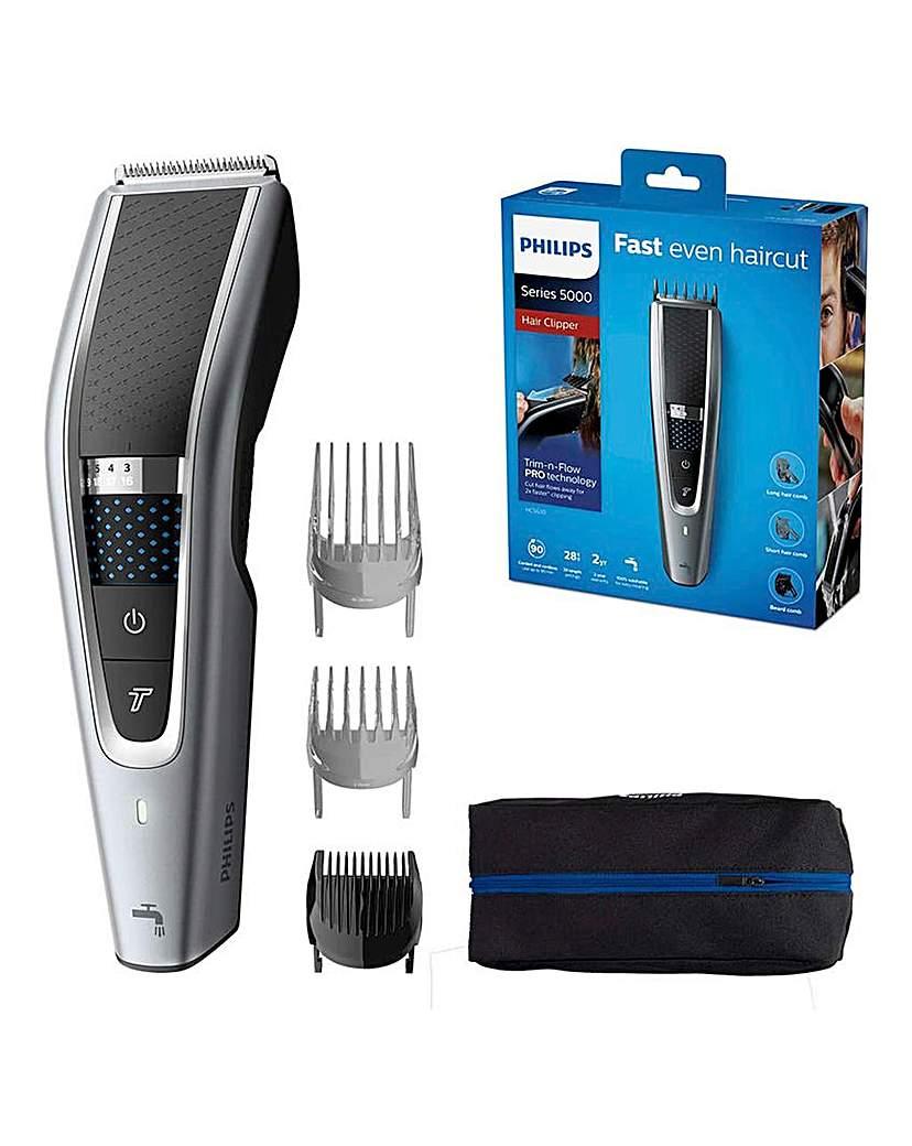 Philips Trim-n-Flow Hair Clipper