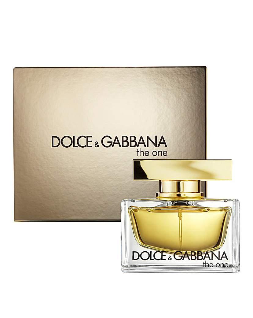 D&G Dolce & Gabbana The One 50ml EDP