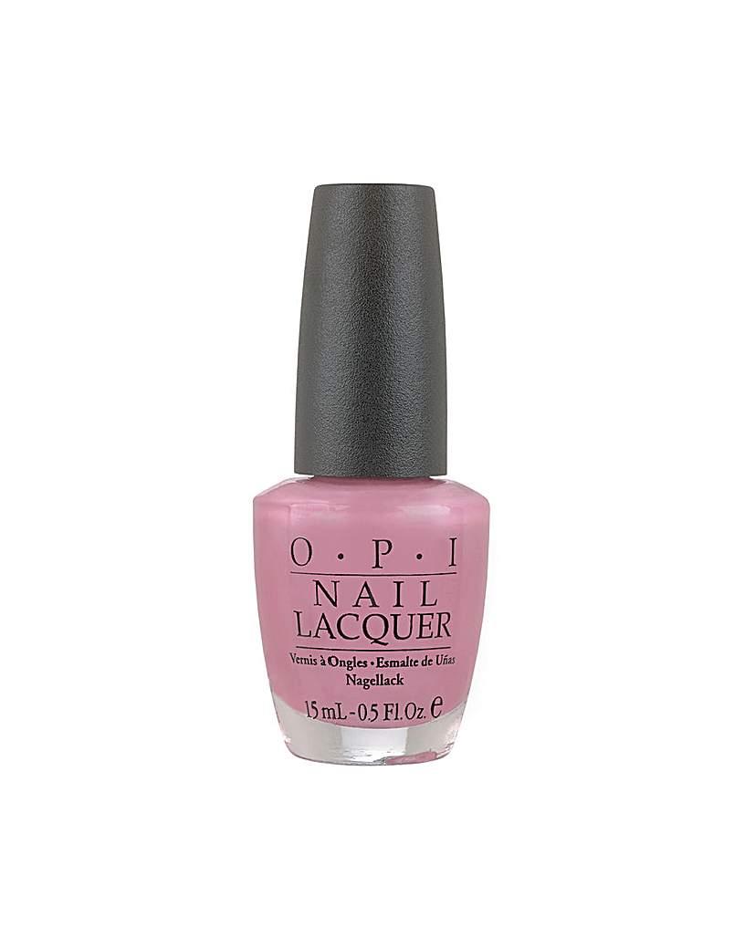 OPI Aphrodites Pink Nightie Nail Polish