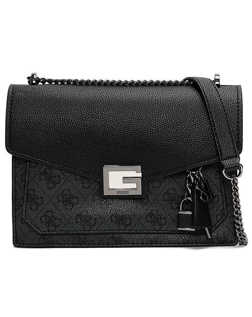 Guess Guess Valy Convertible Logo Cross-Body