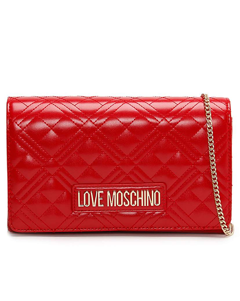 Love Moschino Love Moschino Diamond Quilted Cross-Body