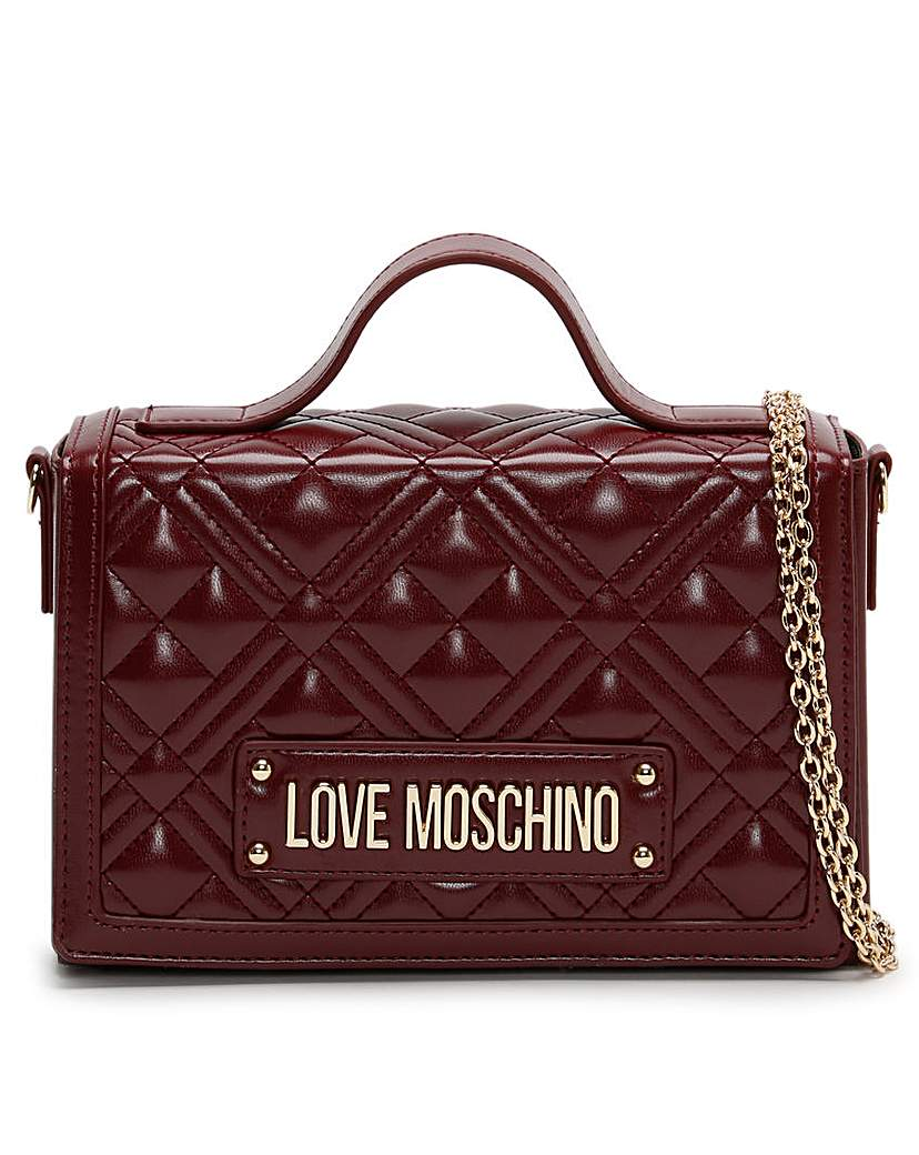 Love Moschino Love Moschino Diamond Check Bag