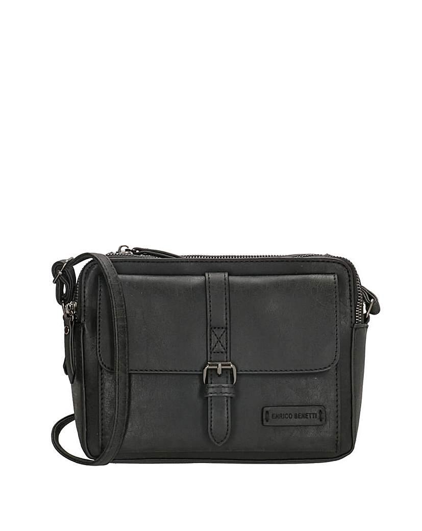 Enrico Benetti Enrico Benetti Amy Small Shoulder Bag