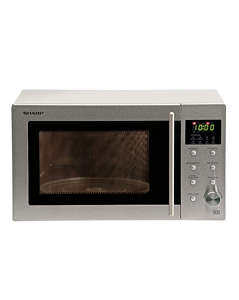 Sharp R28STM 23L Digital Microwave