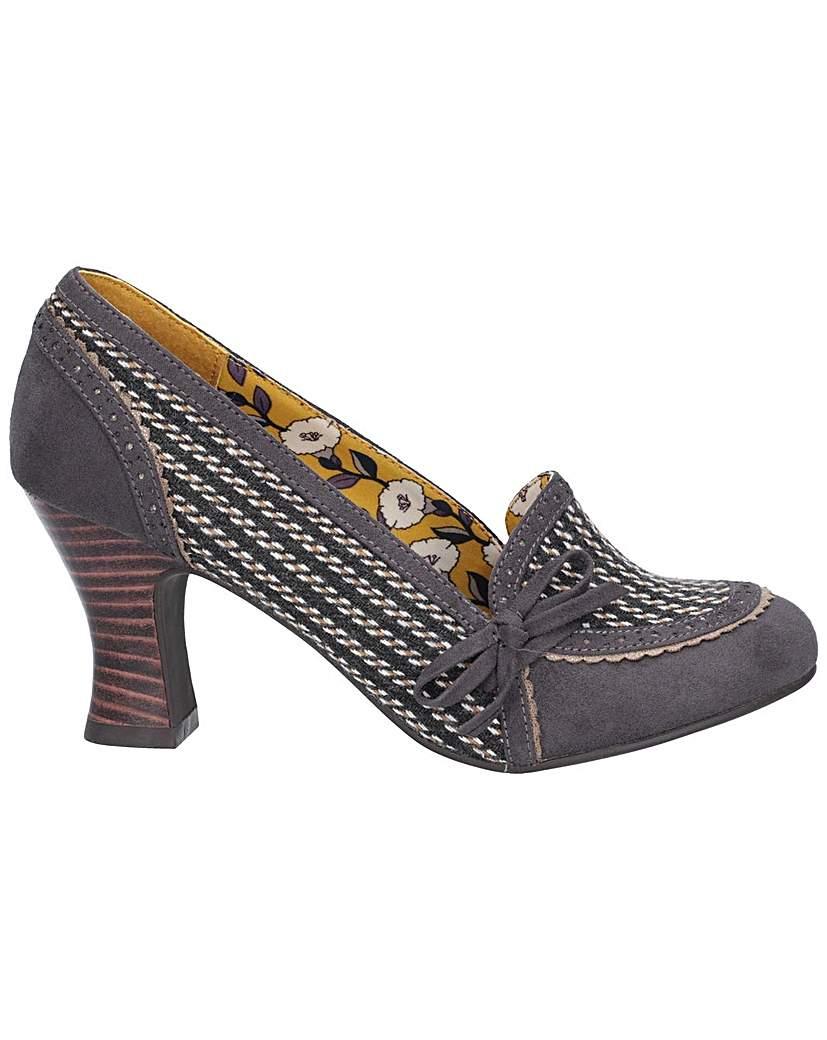 Ruby Shoo Flora Louis Heeled Shoe