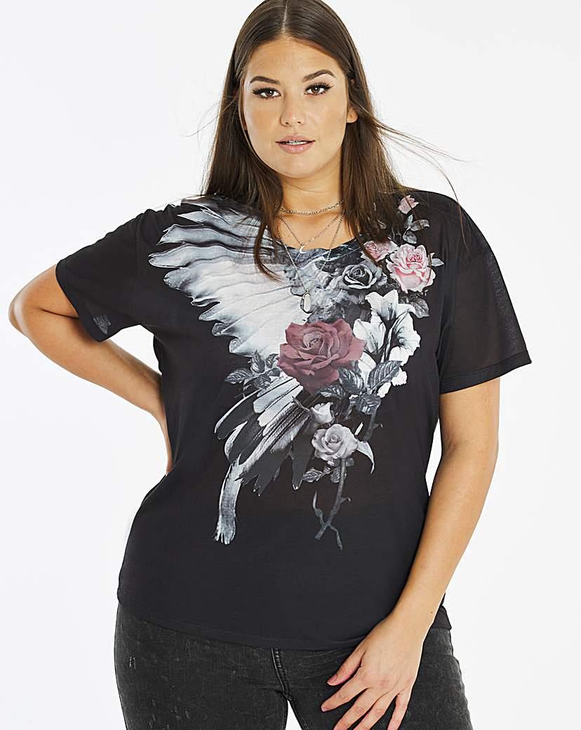 Religion Religion Wings T-Shirt