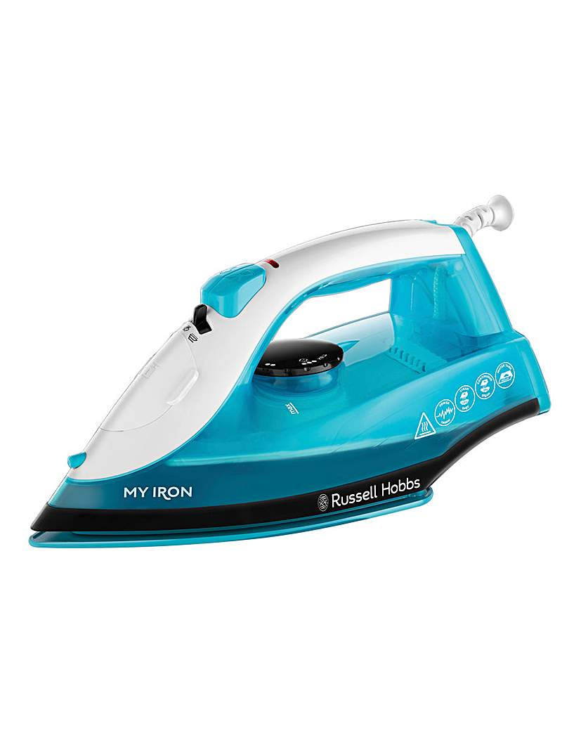 Russell Hobbs 1800W My Iron Steam Iron