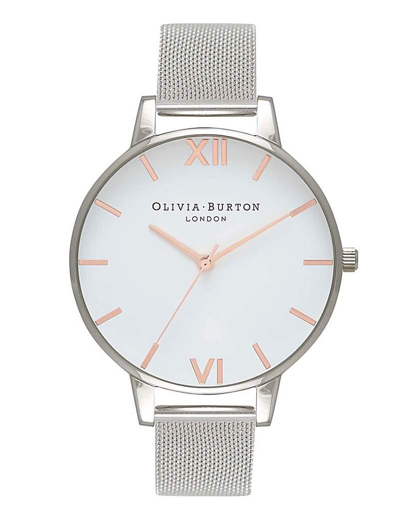 Olivia Burton Classic Mesh Watch
