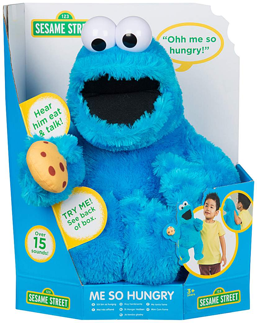 Sesame Street Hungry Cookie Monster