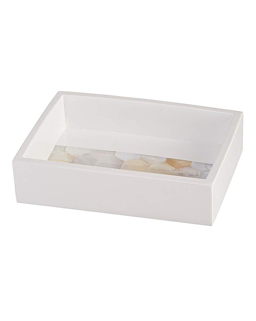 Image of Pearl Soap Dish