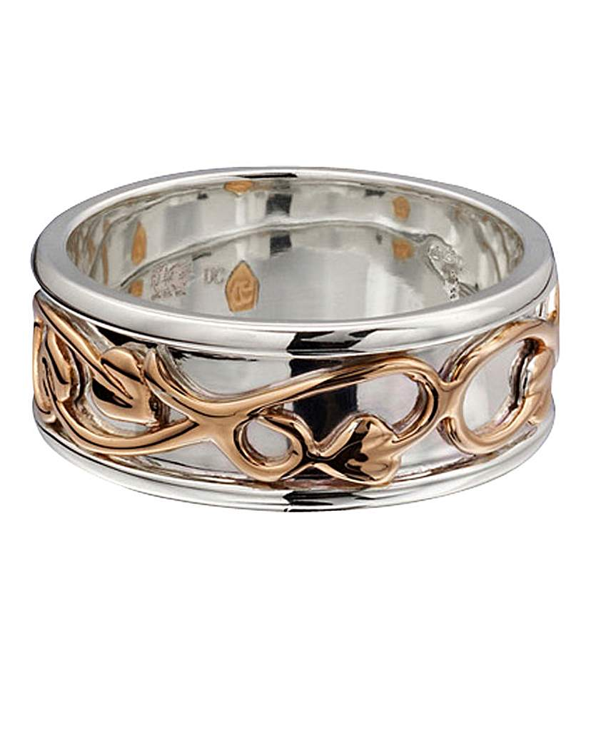 Clogau Silver 'Tree of Life' Ring