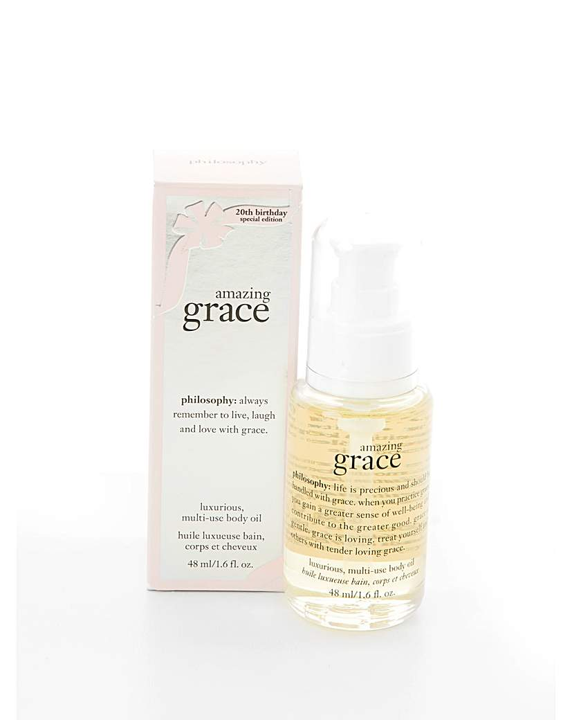 Amazing Grace Massage Oil