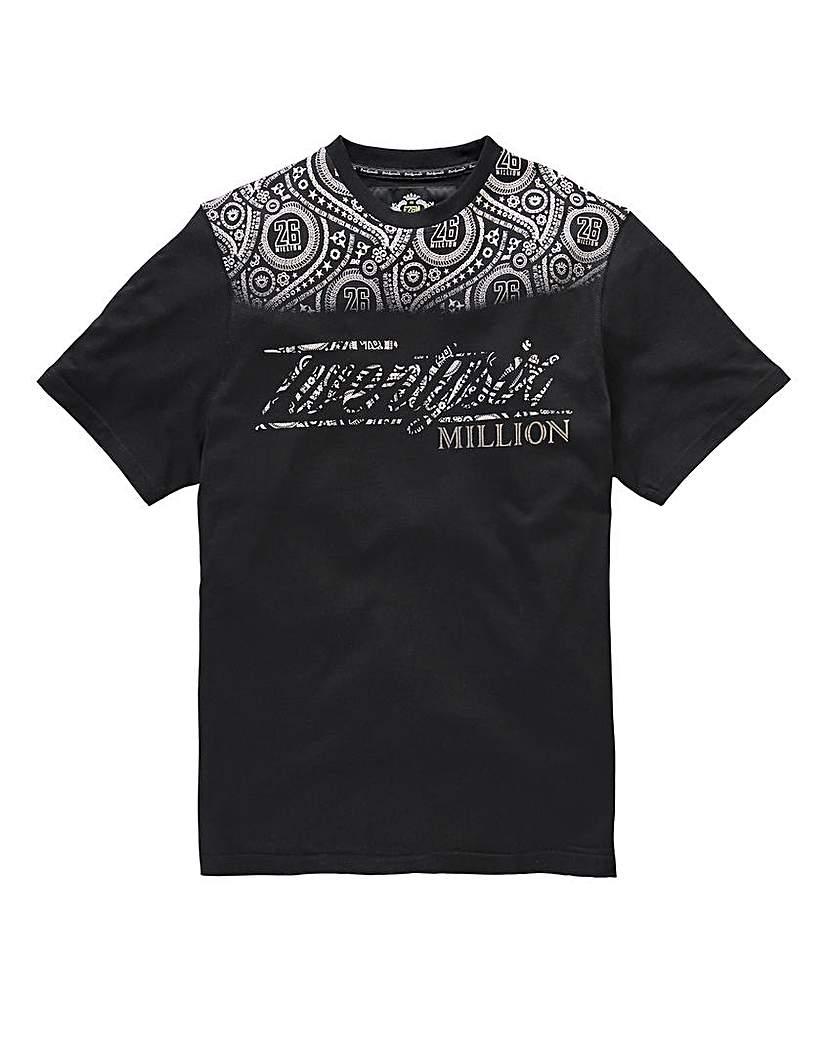 26 Million Kenoit Black T-Shirt