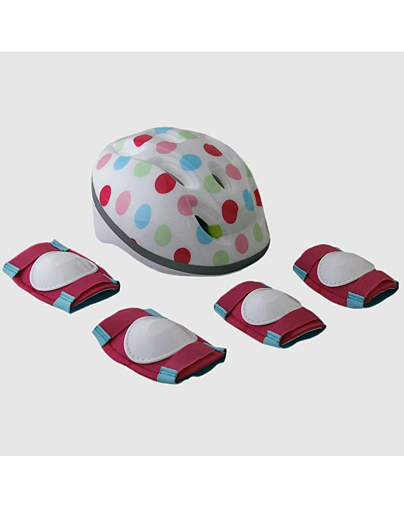 Challenge Kids Safety Set – Polka Dot