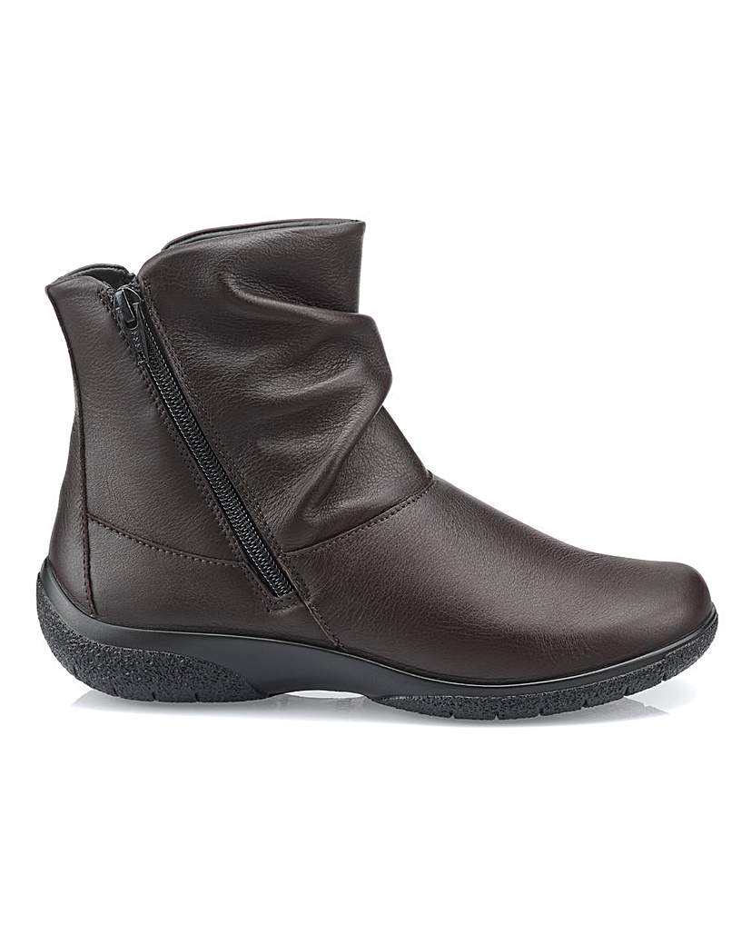 Hotter Whisper Standard Fit Ankle Boot
