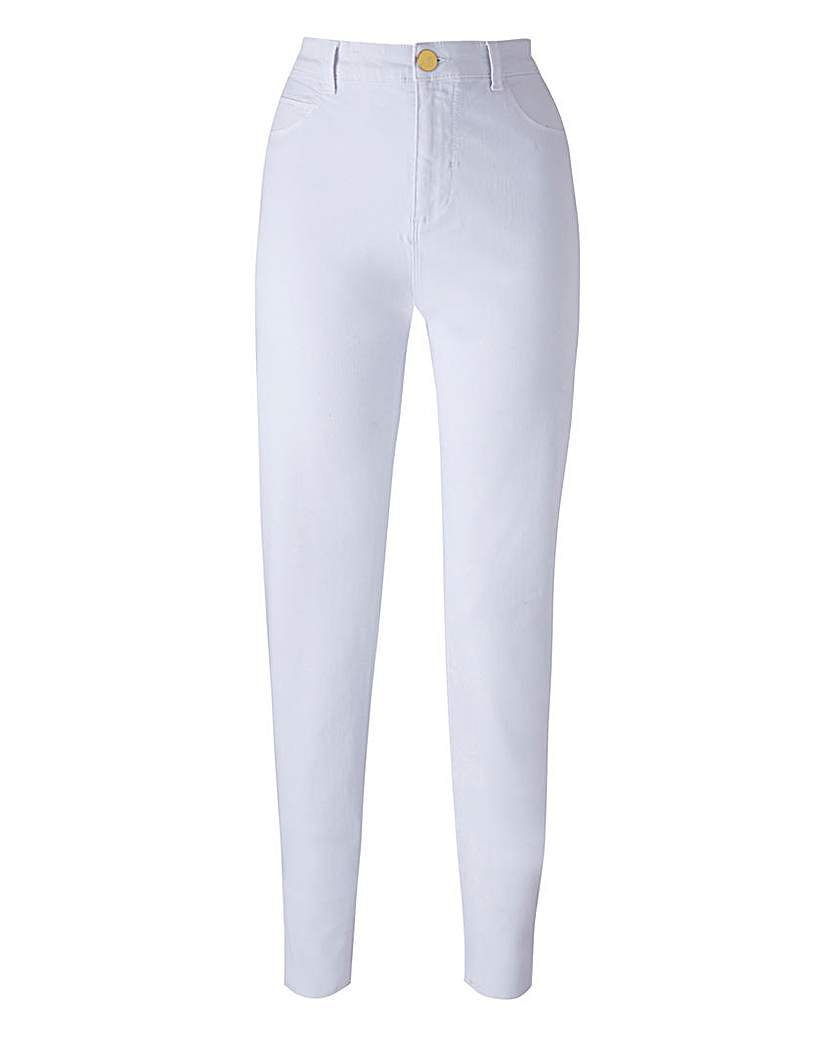 Simply Be Fly Front Jeggings