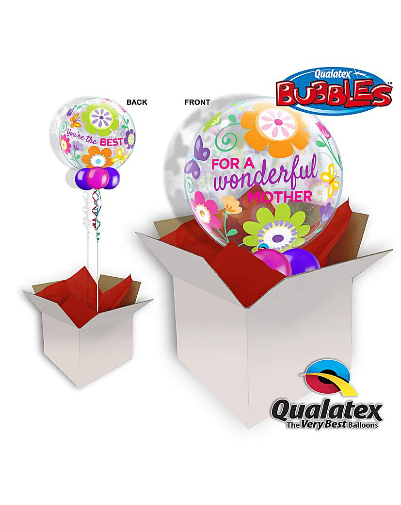 Image of Wonderful Mother Mothers Day Balloon