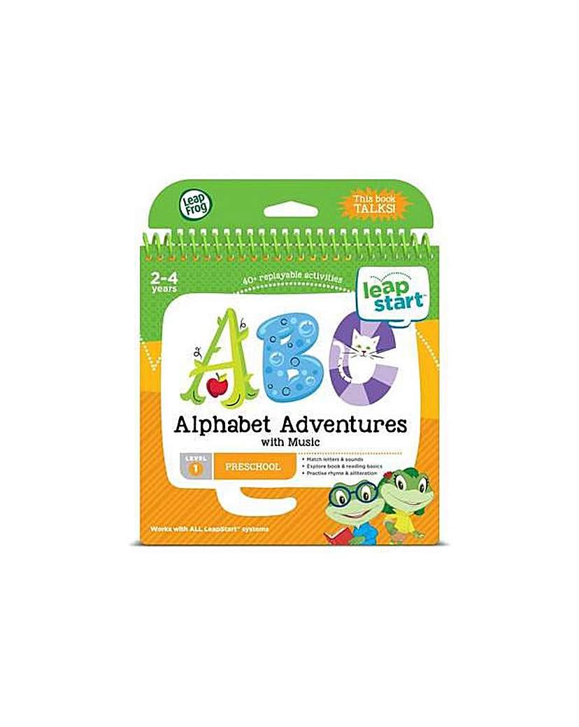 Image of Alphabet Adventures Activity Book