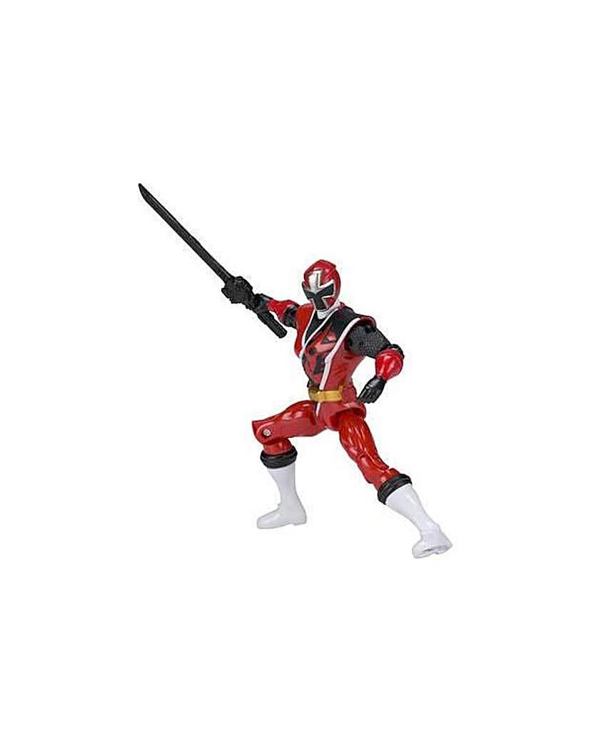 Image of Power Rangers Ninja Steel Action Figure