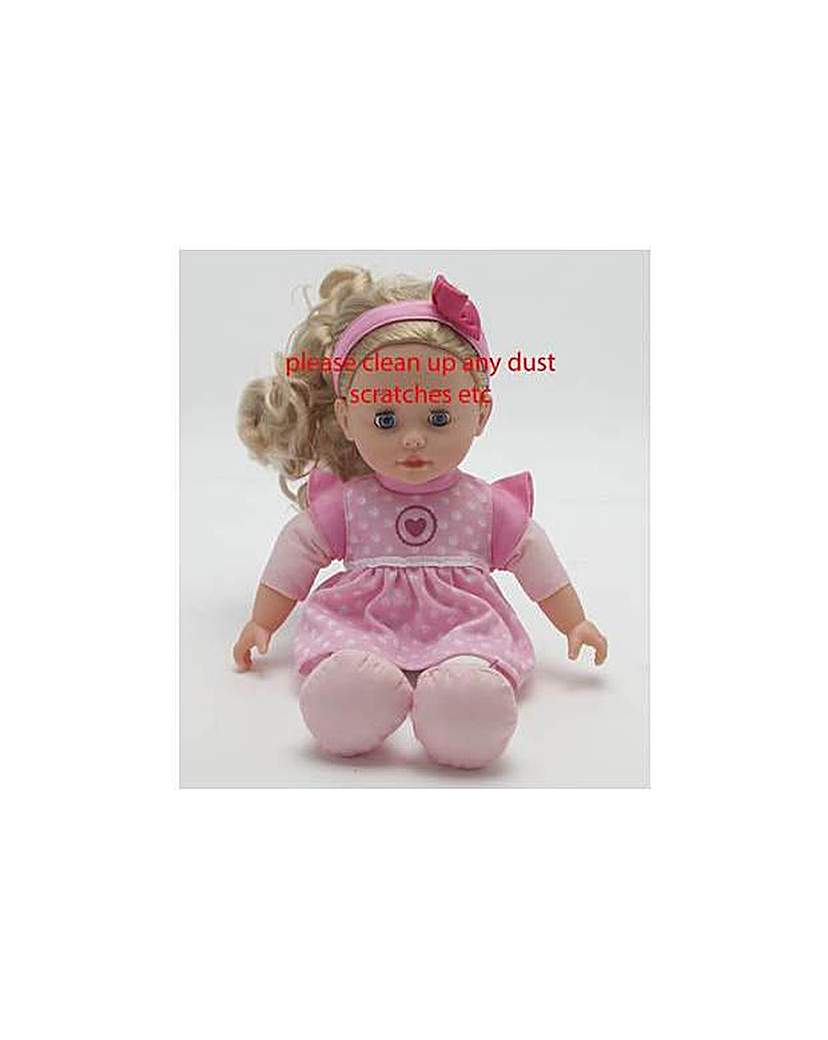Chad Valley My 1st Soft Toddler Doll
