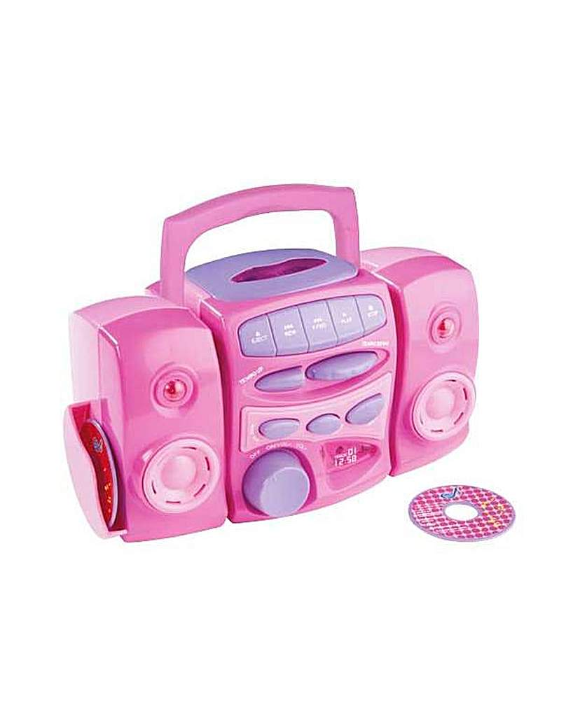 Chad Valley CD Player - Pink