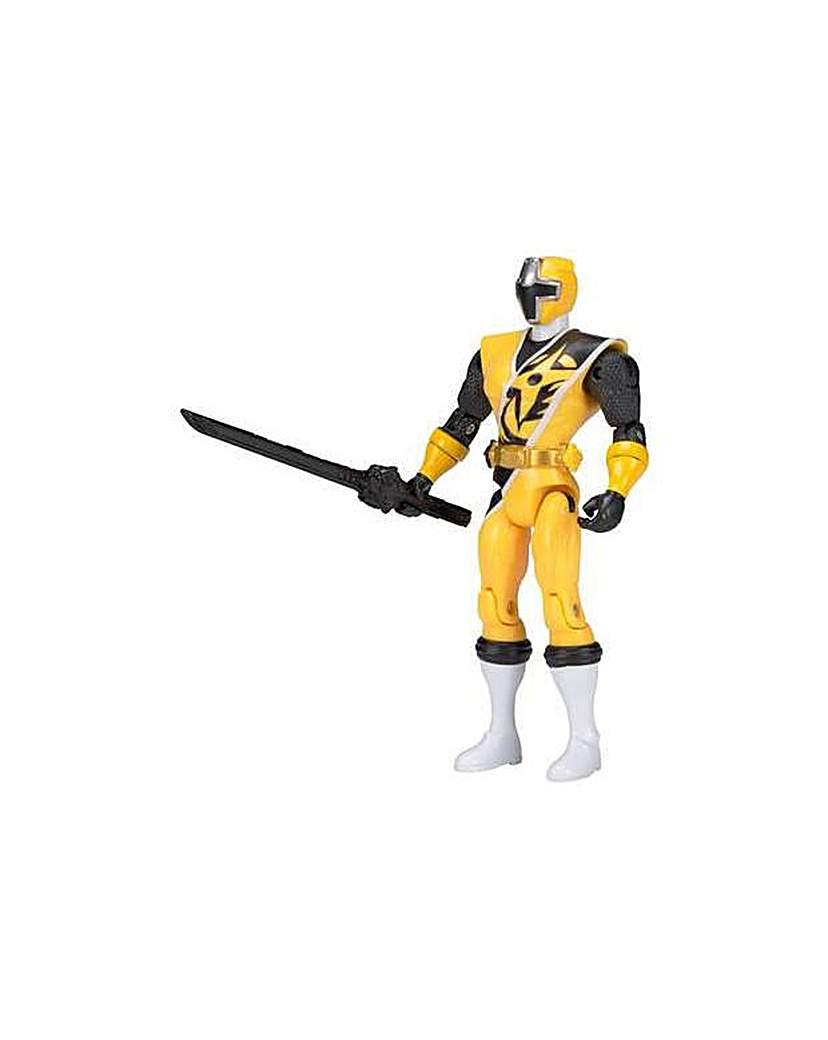 Ninja Steel Yellow Ranger Figure