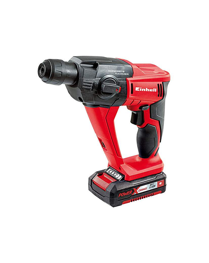 Image of Einhell Cordless Rotary Hammer Drill