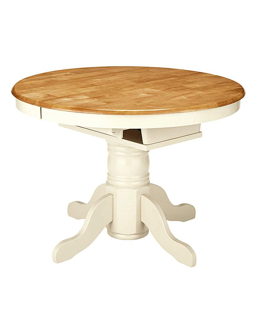 Hove Farmhouse Style Extension Table
