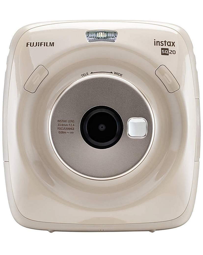 Fujifilm Instax SQ20 Hybrid Camera
