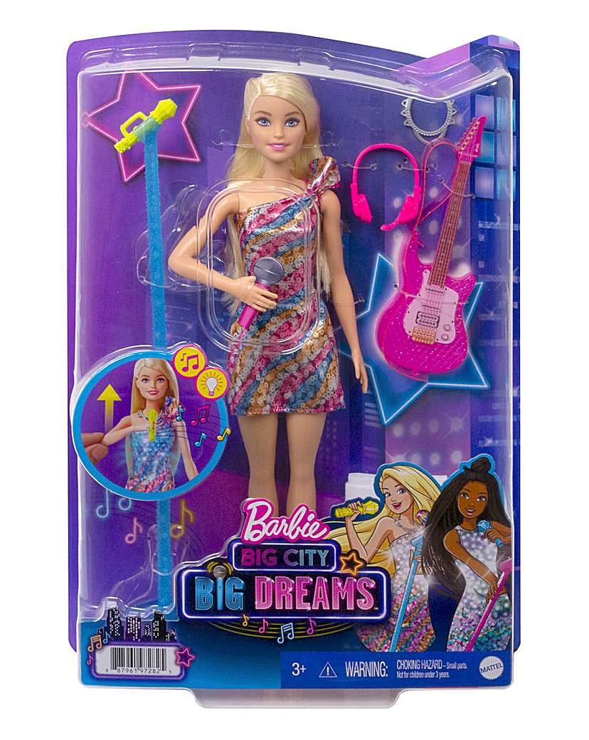 Barbie Singing Malibu Barbie Doll