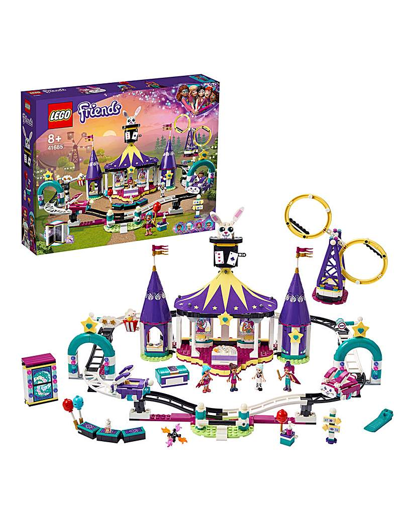 LEGO Friends Magical Rollercoaster
