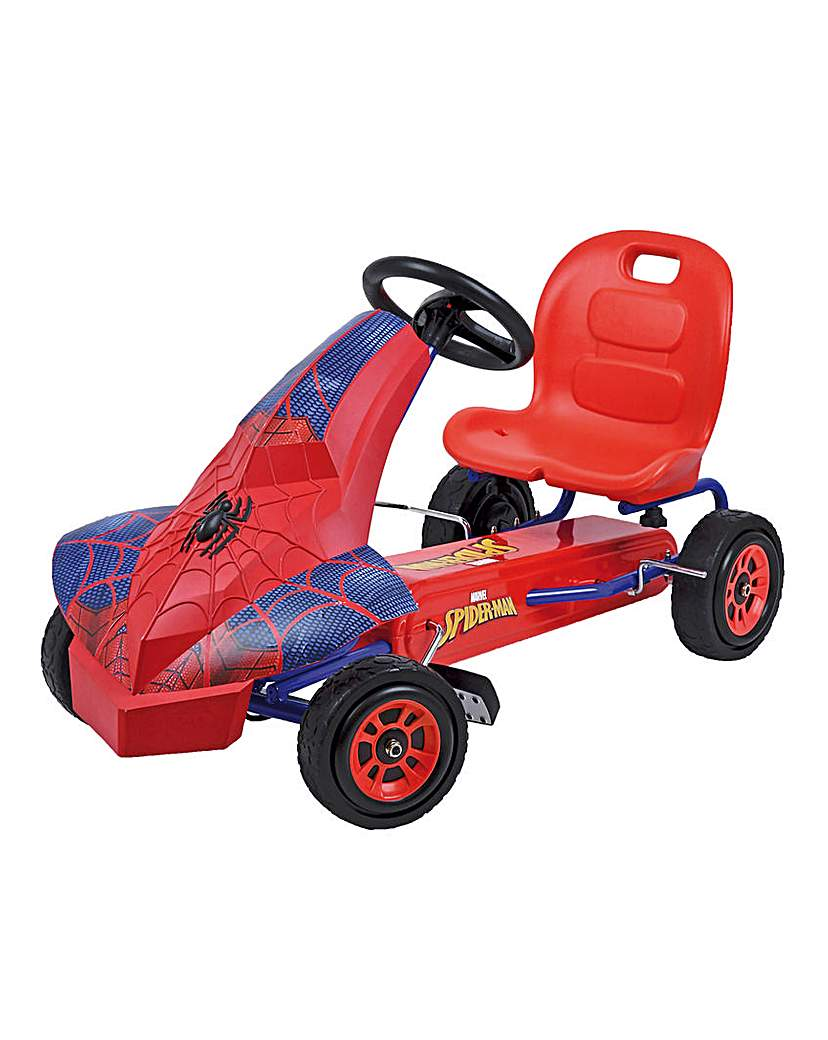 Image of Marvel Spider-Man Go Kart