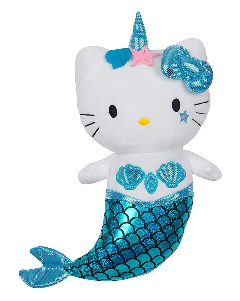 Image of Hello Kitty Mermaid Plush
